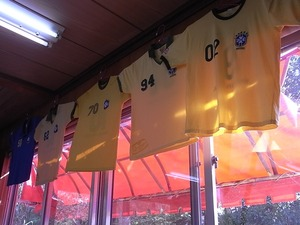 ブラジル食堂の店内3