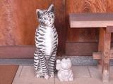 受付前の招き猫2