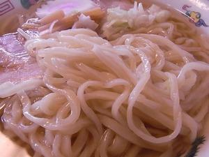 佐野ラーメン叶屋の麺