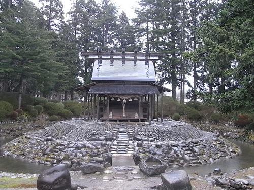 唐松神社天日宮