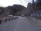 尾ノ内渓谷駐車場