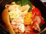 流れる魚がし鮨14