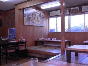 ブラジル食堂の店内1