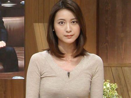 熱愛報道の櫻井翔 小川彩佳アナの自宅ベランダで姿を確認