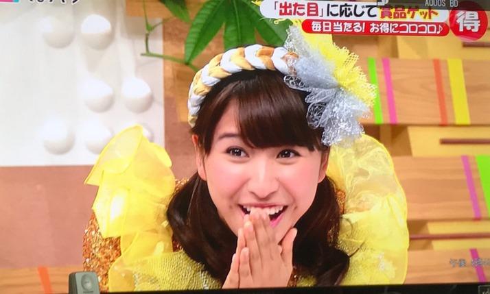 【エンタメ画像】しおりん『米さんの為にカラシ蓮根を買いに来ました!!』熊本朝日放送「くまパワ」生出演まとめ!