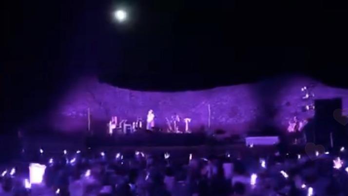 【エンタメ画像】高城れにソロイベント『ハイサイ!れにちゃん』セトリ・感想まとめ!!れに『どうしたらいいの、幸せなんだけど?』kwkm『出たぜ満月  紫推しもってるじゃん』