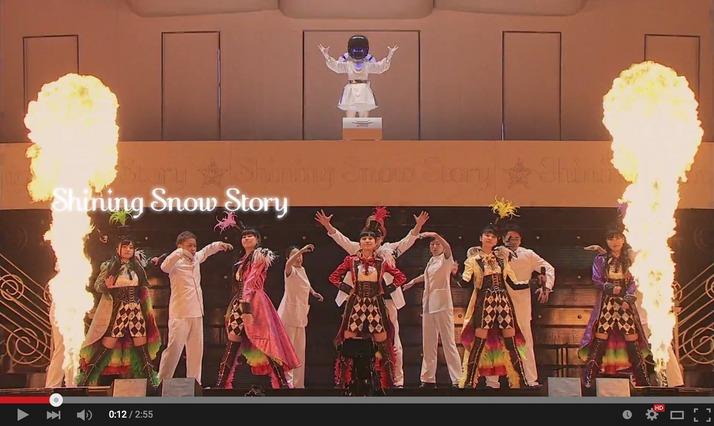 """【エンタメ画像】6/24,発売『ももクリ2014 ~Shining Snow Story~』""""特報動画""""公開!""""最高に楽しくて 最高にキラキラなクリスマス"""""""