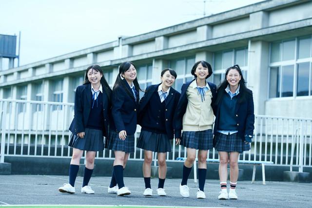 【エンタメ画像】2/15(水) ももクロ主演映画「幕が上がる」&「幕が上がる、その前に」日本映画専門チャンネルで放送★