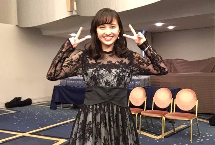 【エンタメ画像】『百田夏菜子さんがプレゼンテーターとして来場されました!』今夜21時より「第40回 日本アカデミー賞 授賞式」放送♪