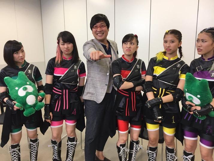 【エンタメ画像】AEフォトレポ『ももクロ試練の七番勝負2017 ~ももクロ VS. 6人の巨匠~』公開!!!