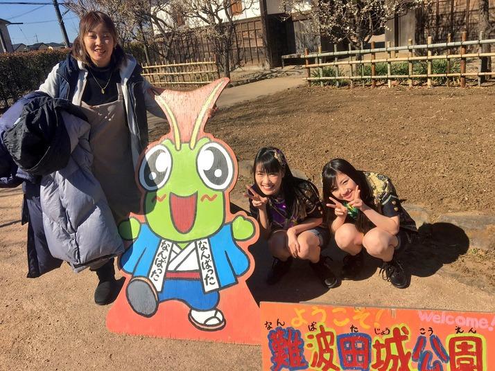 【エンタメ画像】推され隊が富士見市役所へ『春の一大事に向けてのご挨拶&自己紹介で、市職員の士気も多いに高まったと感じました』