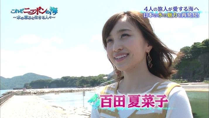 百田夏菜子出演『これぞニッポンの海』実況まとめ!「おでこにゴーグルのあと」「11歳のおでこさん」夏菜子「アイドル同士、通じ合う所があるかも」