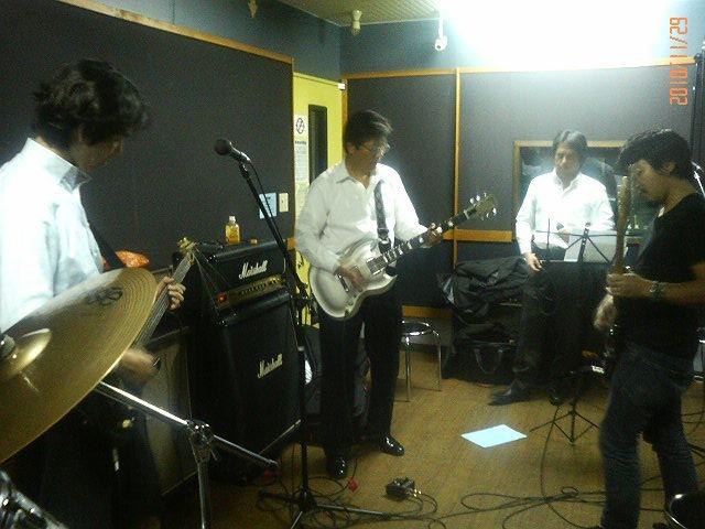 バンド練習2