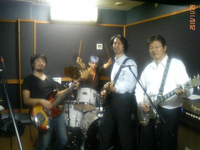 バンド練習3