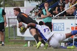 2017-Andrew Kellaway Tackled by Taqele Naiyaravoro-2