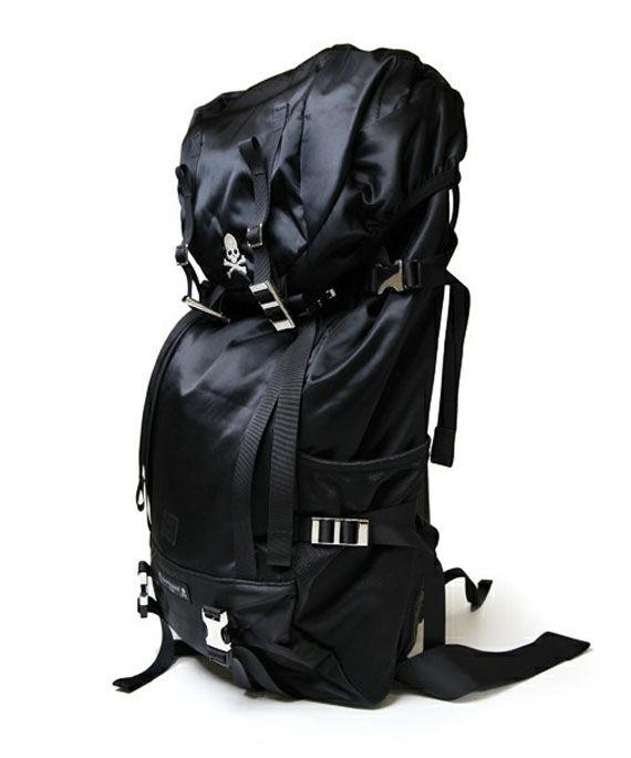 Porter x mastermind japan back pack for Mastermind x porter