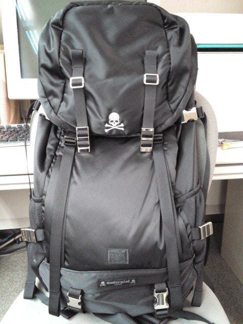 Porter x mastermind japan backpack for Mastermind x porter