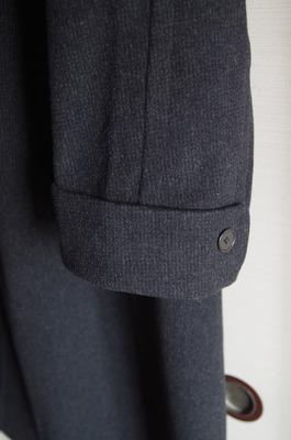 祖父のコート(袖)