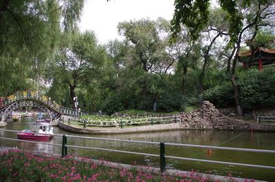 現在の兆麟公園