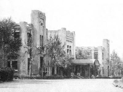 昔の長春ヤマトホテル