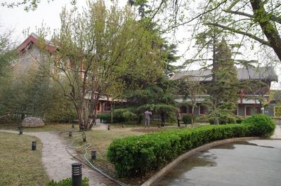 竹園賓館庭