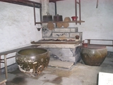 魯迅故居の台所