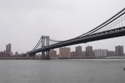マンハッタン橋