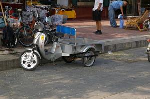 三輪電動自転車