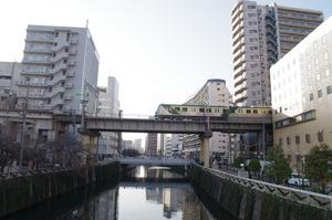 五反田駅から出る池上線
