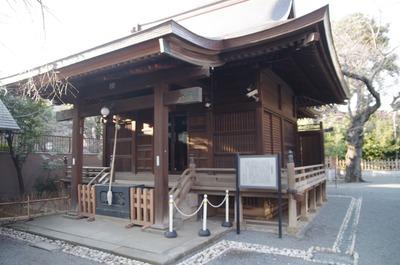一山霊神社