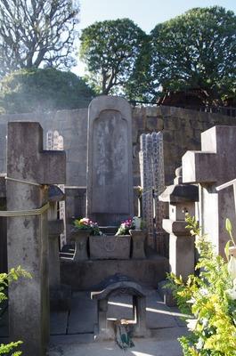 浅野内匠頭墓