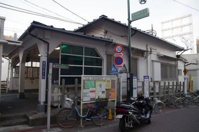 久が原駅(駅舎2)