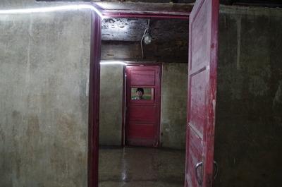 御用防空壕の部屋