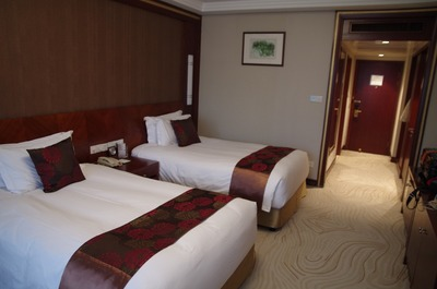 ソフィテル杭州西ウエストレイク客室