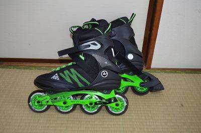 K2インラインスケート