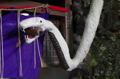 蛇窪明神蛇1