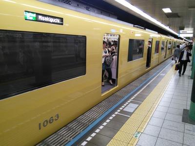黄色い京急1