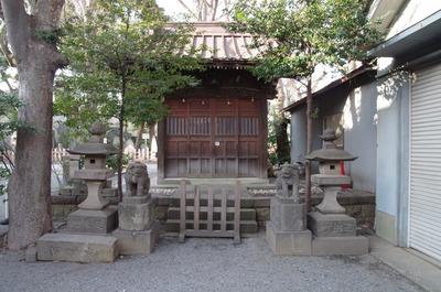御嶽神社(末社大鳥神社)