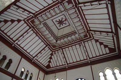 天井の意匠