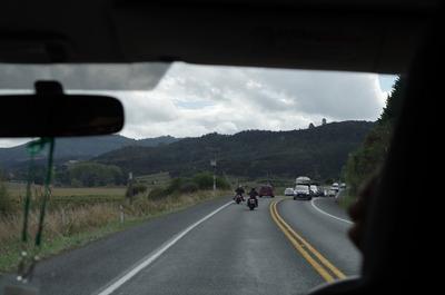 NZの道路