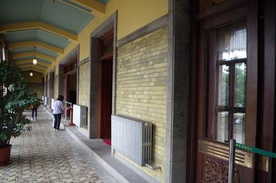 同徳殿の廊下