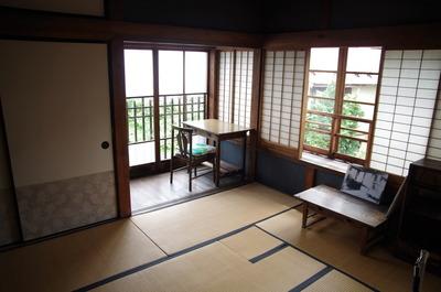 太宰の勉強部屋