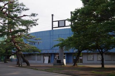 青森市営球場