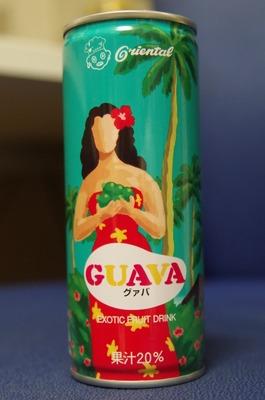 グアバジュース(缶)
