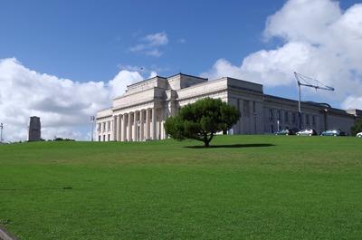 オークランド博物館