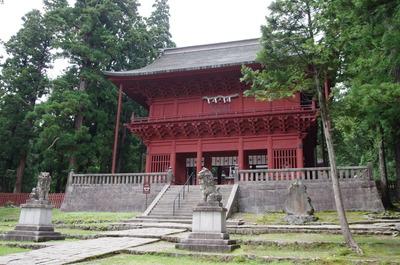 岩木山神社(楼門)
