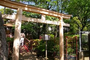 厳島神社(洗足)