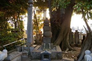 梶原景時墓