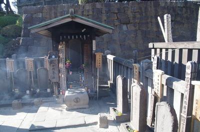 大石内蔵助墓