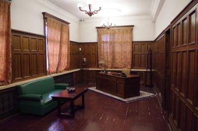 宮内府大臣事務室